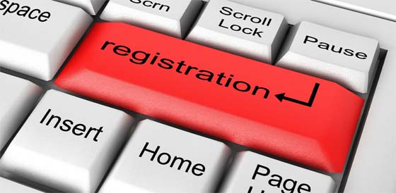 mev registration