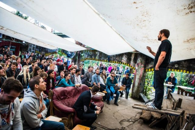 Pirate Summit 2015. 02 September 2015, Cologne, Germany. Image ©Dan Taylor/Heisenberg Media